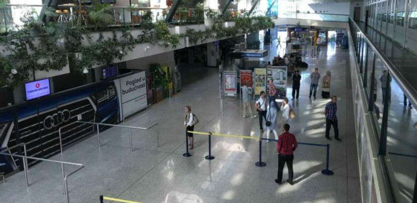 Najveći broj putnika u jednom mjesecu na Međunarodnom aerodromu Sarajevo