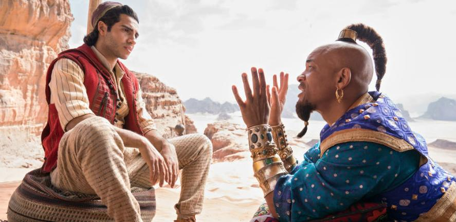 "U Multiplex Ekranu Zenica avantura ""Aladin"""