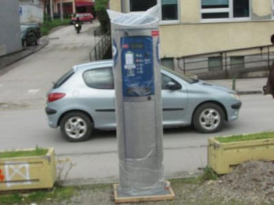 Općina Gradačac postavlja parking satove u užem središtu grada