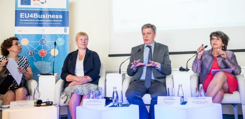 EU4Business – 16 miliona eura za konkurentniju i inovativniju ekonomiju u BiH
