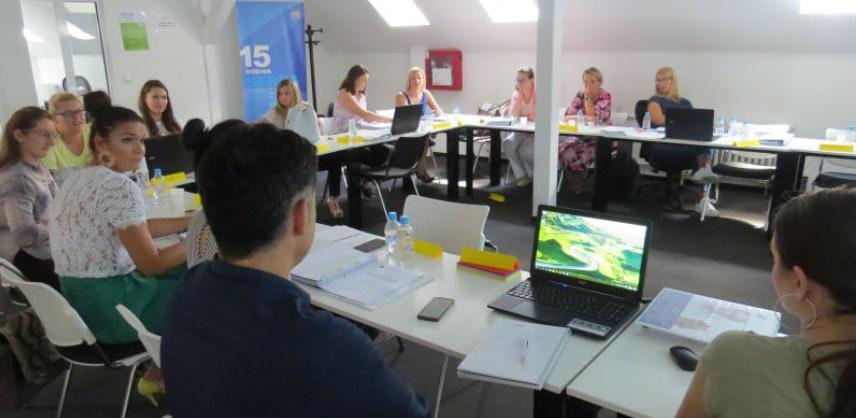 Održan Program 1 Projektne akademije za predstavnike MSP sa područja KS