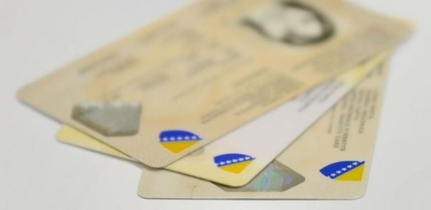Za zamjenu Lične karte potreban i ZK izvadak