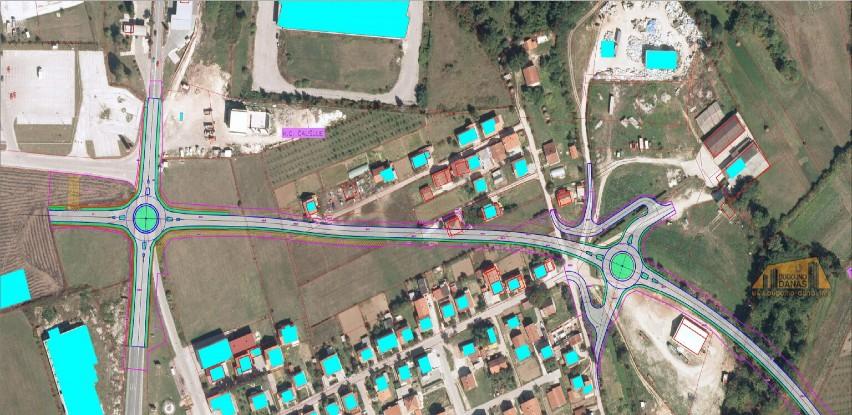 Predstavljena trasa obilaznice Bugojno (Foto)