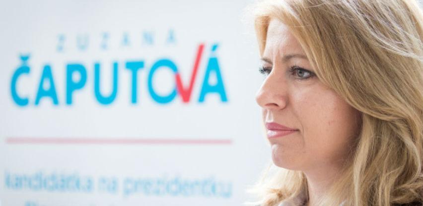 Slovaci bi mogli dobiti prvu predsjednicu