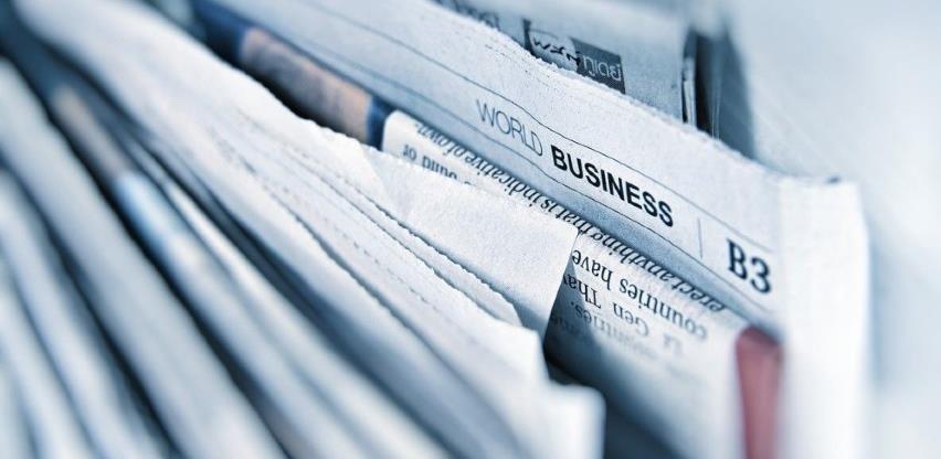 Grafička i papirna industrija BiH: Izvoz povećan 0,5 a uvoz smanjen 10,6 posto