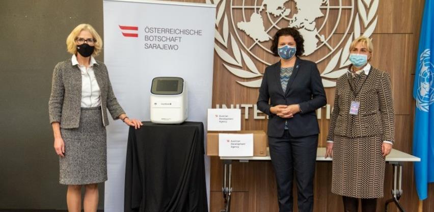 Uručena laboratorijsko-dijagnostička oprema za Kantonalnu bolnicu u Bihaću