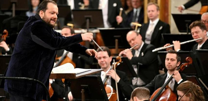 Poklon cijelom svijetu: Novogodišnji koncert Bečke filharmonije
