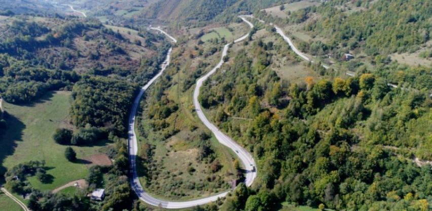 Javni poziv za korekciju ceste Jajce jug - Donji Vakuf 1 i Donji Vakuf - Turbe