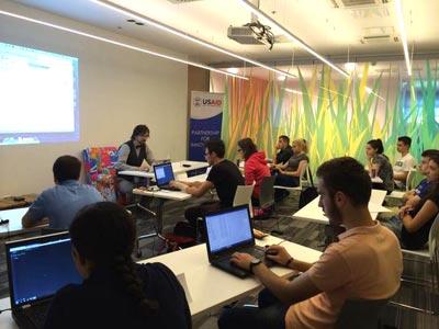 Popularizacija IT-a: Počela ljetna škola web developmenta za srednjoškolce