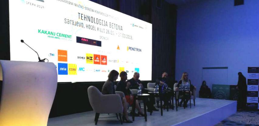 SFERA 2019: Tehnologija građenja i proizvodnje betona tiče se svih nas