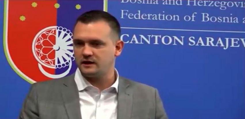 Ministar Filipović poziva Skaku da pokaže dozvolu za izgradnju Vidikovca