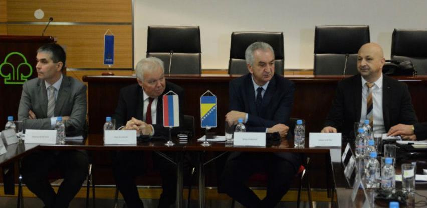 Energetika važan dio bilateralnih odnosa BiH i Rusije