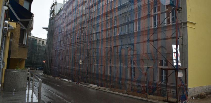 Zgrada Muzičke akademije ubrzo će zasjati novim sjajem, radovi u završnoj fazi
