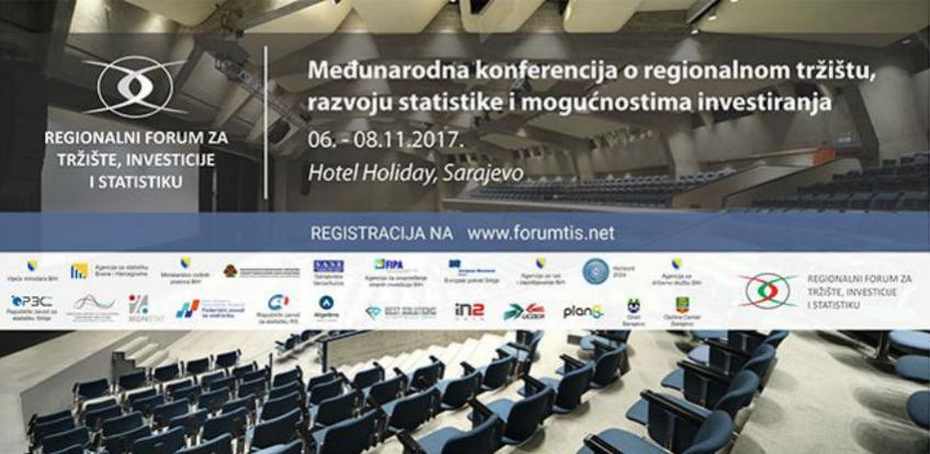 Međunarodna konferencija o regionalnom tržištu i razvitku statistike