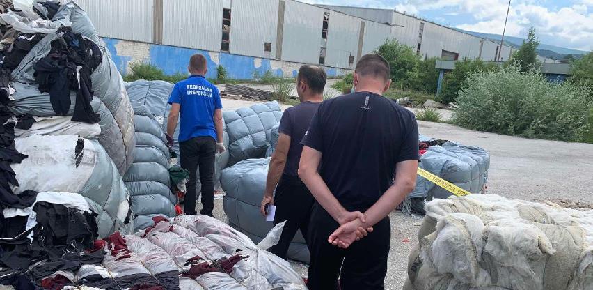 Skupština Kantona 10 o tekstilnom otpadu u Drvaru i Bosanskom Grahovu
