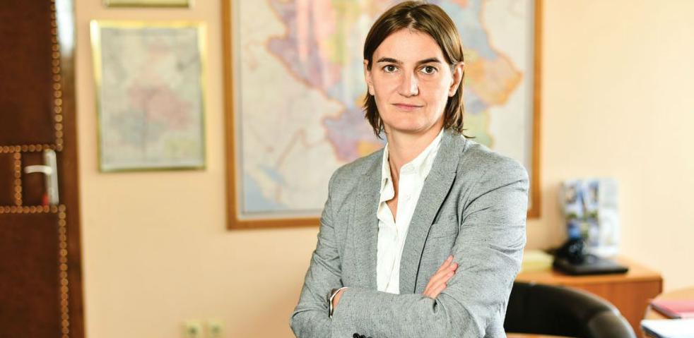 Ko je Ana Brnabić, prva premijerka Srbije