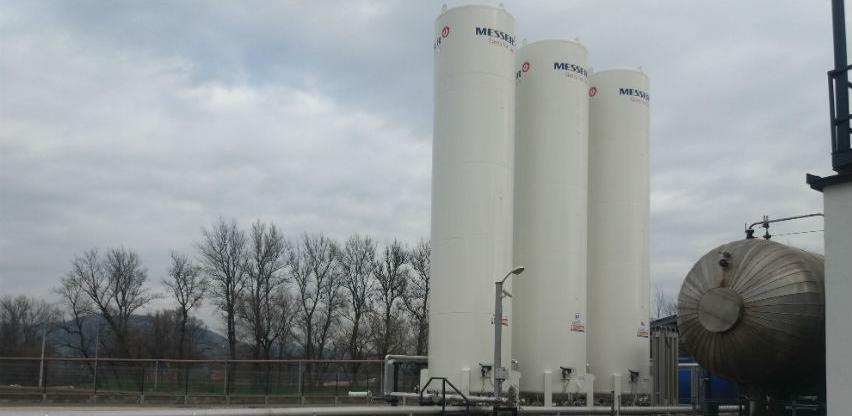 Messer jedini ovlašteni dobavljač CO2 za Coca-Colu