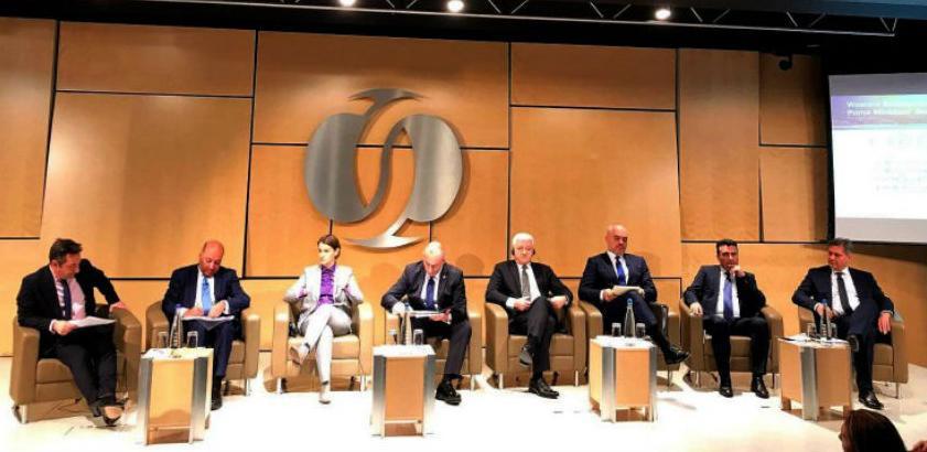 Počela EBRD-ova konferencija u Londonu i sjednica premijera zapadnog Balkana