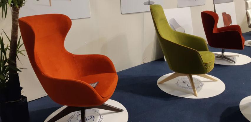 FEF na sajmu Interio: Sve veća prodaja dizajnerskih proizvoda na bh. tržištu