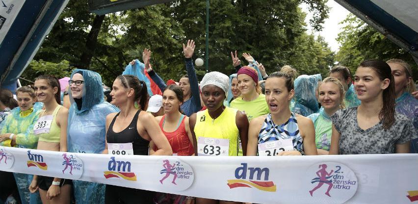 Sjajan odaziv na 2. dm žensku utrku: Novčane nagrade za tri prvoplasirane