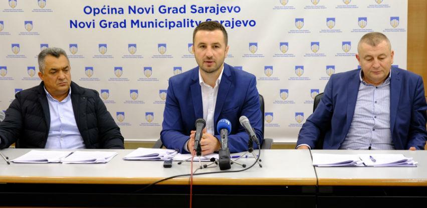 Potpisani sporazumi za izgradnju kanalizacione mreže u Briješću i Buća Potoku