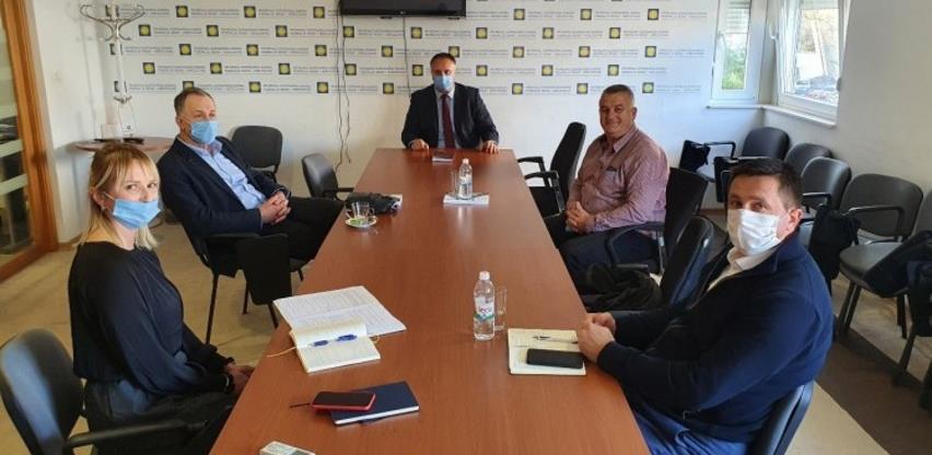 PKFBiH i Turistička zajednica KS o boljoj promociji bh. turističkih potencijala