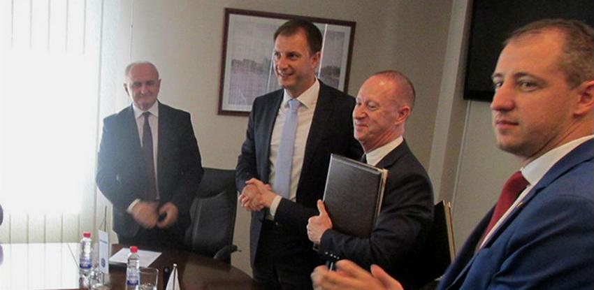 Potpisan ugovor vrijedan 15 miliona eura: Kreditiranje energetskog sektora