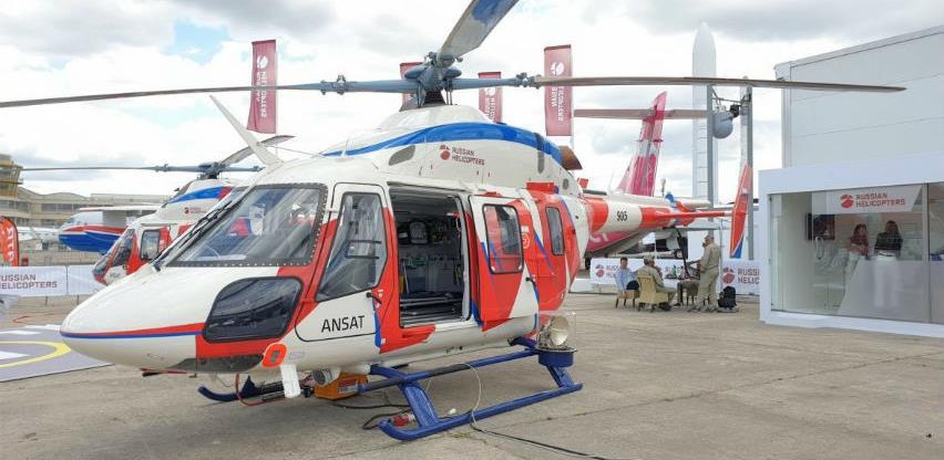 Republika Srpska nabavlja još jedan helikopter za devet miliona KM