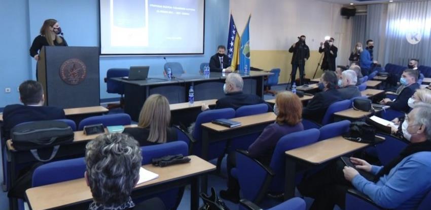 Sedam strateških projekata: Prezentovan Nacrt Strategije razvoja TK 2021.-2027.