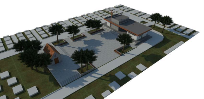 Odabran izvođač: Livno gradi mrtvačnicu na Goričkom groblju