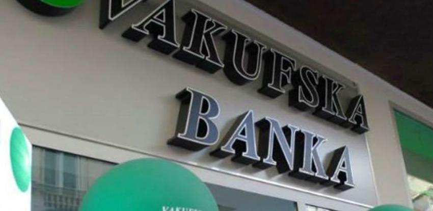 ASA Finance želi preuzeti Vakufsku banku