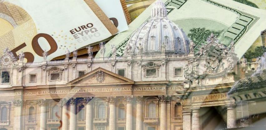 Prihodi Vatikana drastično umanjeni zbog korona pandemije