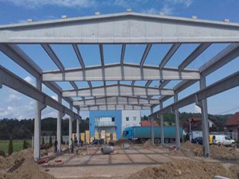 Novo u Baupartneru: Armiranobetonske montažne konstrukcije