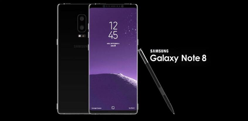 Samsung Galaxy Note 8 će koštati više od 900 dolara