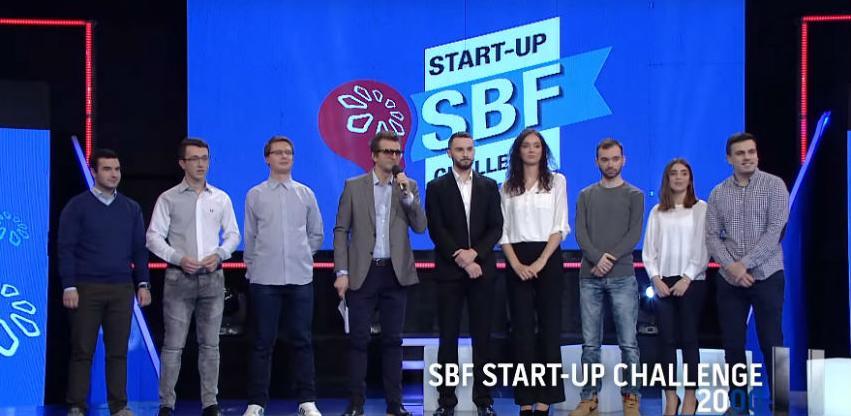SBF Start-up Challenge: Takmičenje mladih u poslovnim idejama