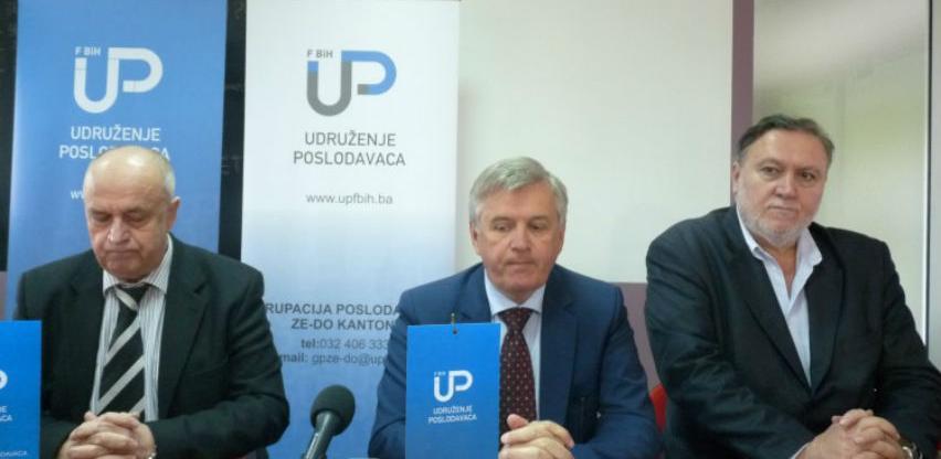 Udruženje poslodavaca FBiH želi biti partner Vladi i Parlamentu FBiH