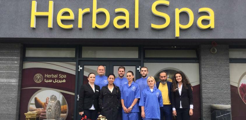 Herbal Spa nastavlja sa edukacijom i zapošljavanjem mladih