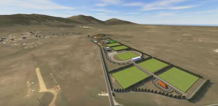 Projekat vrijedan 10 mil. KM: Počinje izgradnja sportskih terena na Čajuši