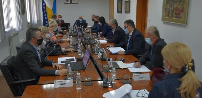 Vlada TK: Saglasnost za ulaganje sredstava vodnih naknada u oblast vodoprivrede