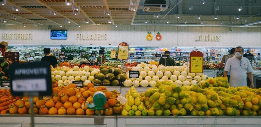 Hrvatska s najblažim padom cijena u oktobru među zemljama EU-a