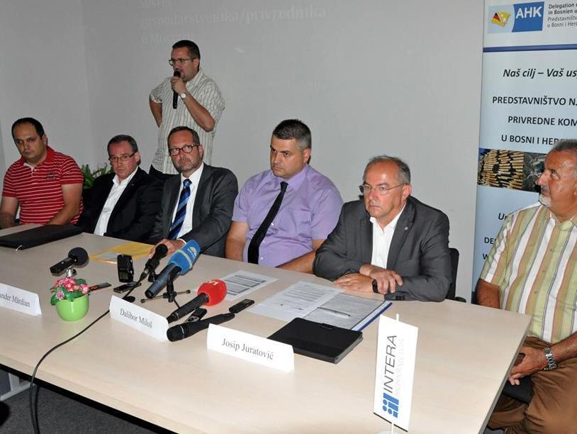 U Mostaru upriličen susret domaćih i njemačkih gospodarstvenika