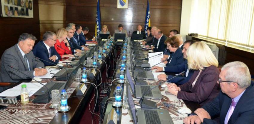 Vlada utvrdila Prijedlog zakona o jedinstvenom registru taksi i naknada u FBiH