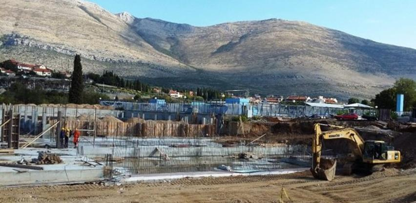 Ponovo raspisan poziv za II fazu uređenja i opremanja trebinjskog bazena