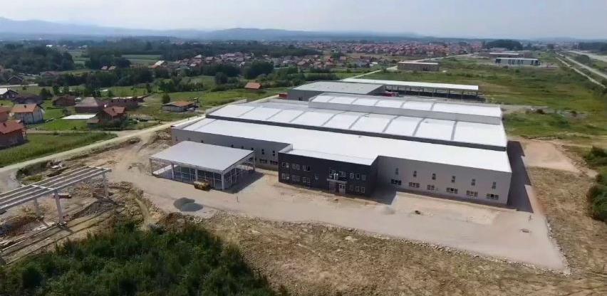 Novi pogon kompanije Elsta M. Bosnia radi punim kapacitetom, zaposleno 180 ljudi