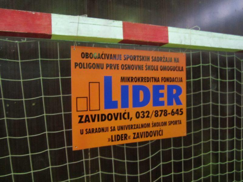 Svečano otvoreno igralište Prve osnovne škole u Zavidovićima