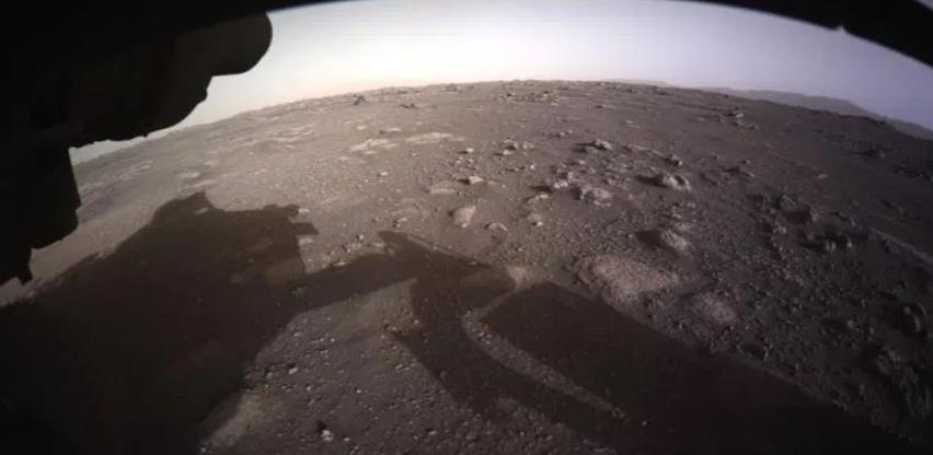 NASA objavila snimak slijetanja Perseverancea na Mars