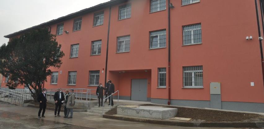 Završeni radovi na izgradnji Paviljona IX u krugu zeničkog zatvora