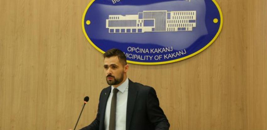 Nakon ostavke Nermina Mandre: V.d. načelnika Kaknja Aldin Šljivo