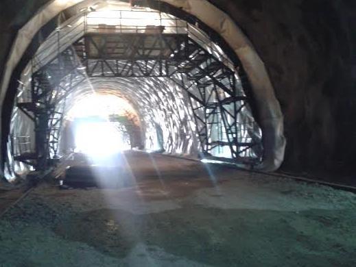 Probijen tunel Bijela Vlaka na poddionici Zvirovići-Kravice