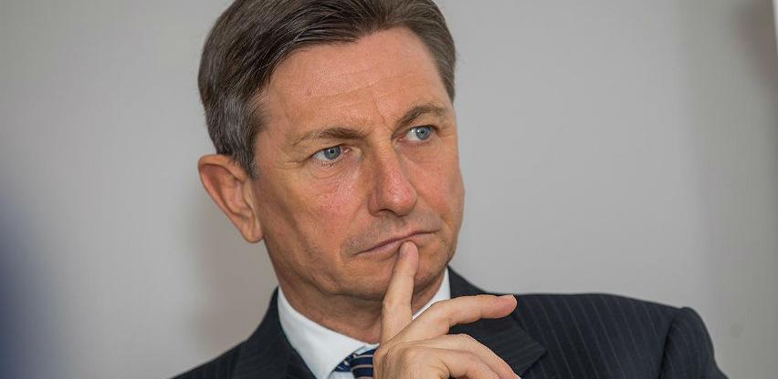 Pahor: Arbitražna odluka će biti implementirana